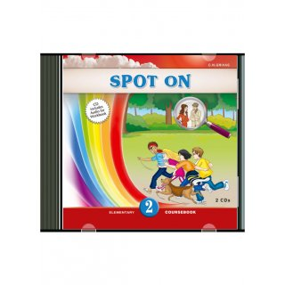 SPOT ON 2 AUDIO CDs (2)