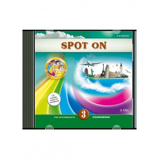 SPOT ON 3 AUDIO CDs (2)