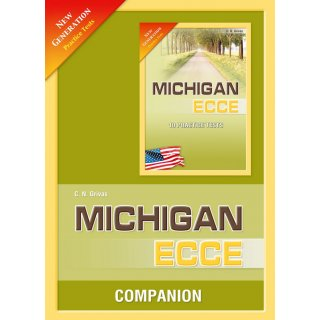 NG ECCE PRACTICE TESTS COMPANION
