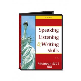 ECCE SKILLS: SPEAKING, LISTENING, WRITING AUDIO CDs (3)