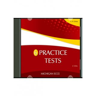 ECCE PRACTICE TESTS(6) AUDIO CDs (2)