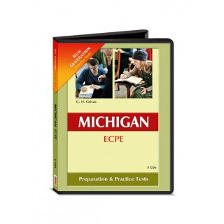 NG ECPE PRACTICE TESTS AUDIO CDs (5)