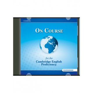 ON COURSE CPE AUDIO CD (1)