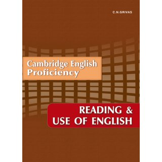 READING & USE OF ENGLISH CPE STUDENT'S