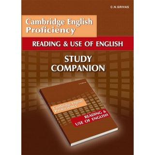 READING & USE OF ENGLISH CPE COMPANION