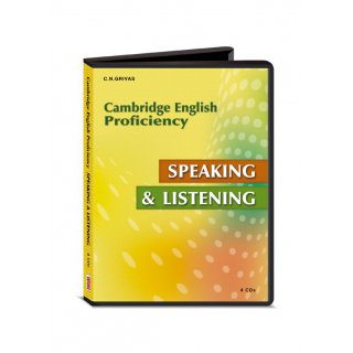 SPEAKING & LISTENING CPE AUDIO CDs (4)