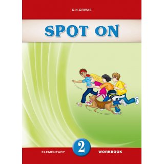 SPOT ON 2 WORKBOOK & COMPANION SB SET