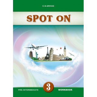 SPOT ON 3 WORKBOOK & COMPANION SB SET
