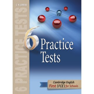 FCE 6 PRACTICE TESTS STUDENT'S FORMAT 2015