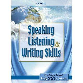 FCE SKILLS:SPEAKING, LISTENING, WRITING STUDENT'S FORMAT 2015