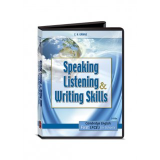 FCE SKILLS: SPEAKING, LISTENING, WRITING AUDIO CDs (3) FORMAT 2015