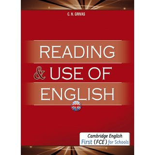 FCE READING & USE OF ENGLISH STUDENT'S FORMAT 2015