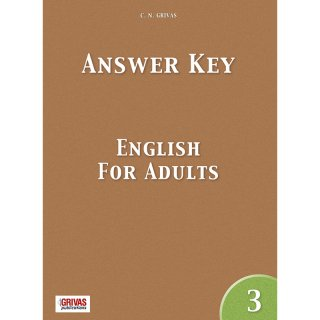 ENGLISH FOR ADULTS 3 ANSWER KEY