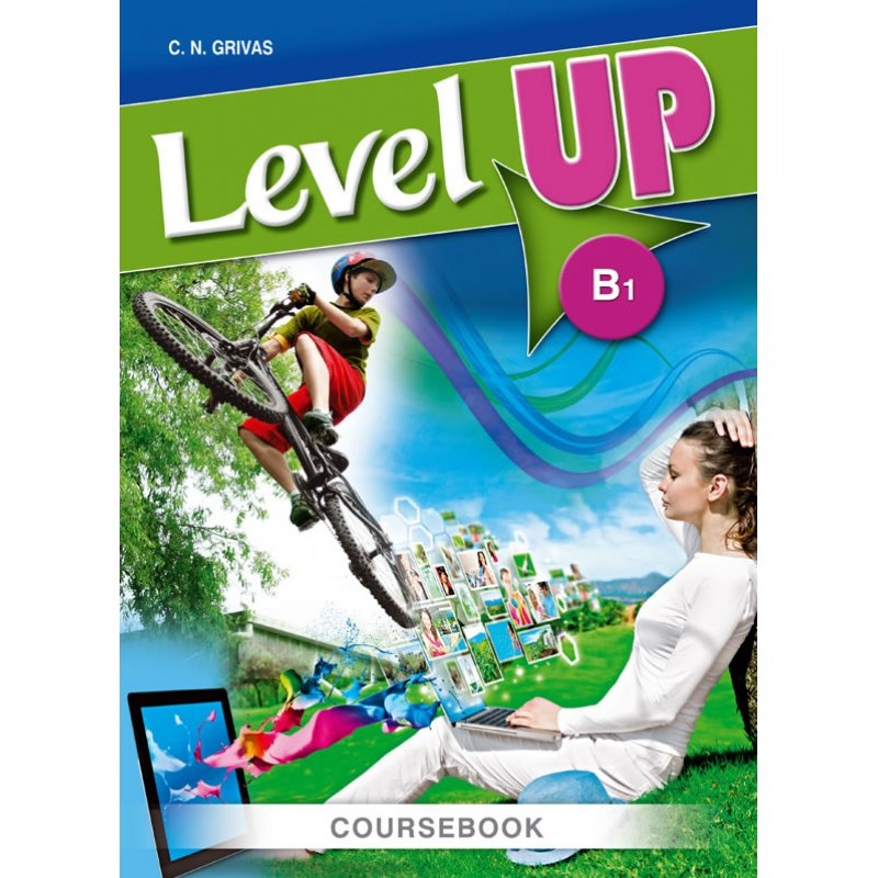 LEVEL UP B1 COURSEBOOK & WRITING BOOKLET SB SET
