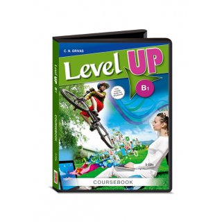 LEVEL UP B1 AUDIO CDs (3)