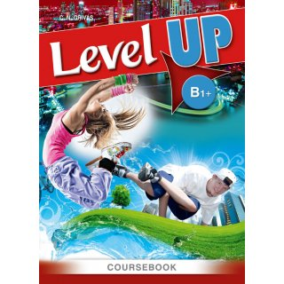 LEVEL UP B1+ COURSEBOOK & WRITING BOOKLET SB SET