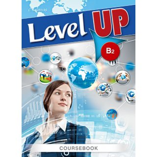 LEVEL UP B2 COURSEBOOK & WRITING BOOKLET SB SET