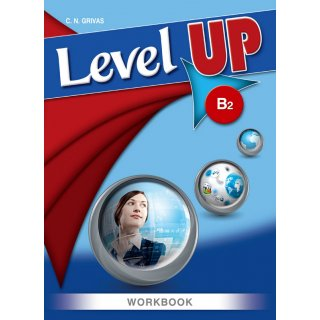 LEVEL UP B2 WORKBOOK & COMPANION SB SET