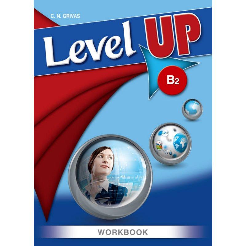 LEVEL UP B2 WORKBOOK & COMPANION SB SET