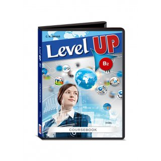 LEVEL UP B2 AUDIO CDs (3)