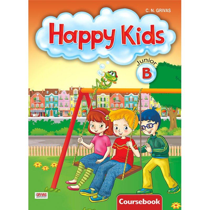 HAPPY KIDS JUNIOR B' COURSEBOOK STUDENT'S