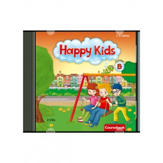 HAPPY KIDS JUNIOR B' AUDIO CDs (2)
