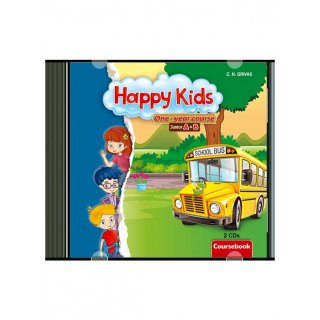 HAPPY KIDS BUMPER (A+B) AUDIO CDs (2)