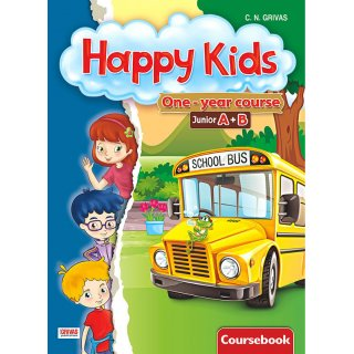 HAPPY KIDS BUMPER (A+B) COURSEBOOK & STARTER SB SET