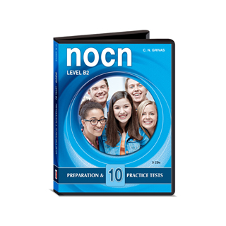 NOCN B2 PREPARATION & PRACTICE TESTS AUDIO CDs (3)