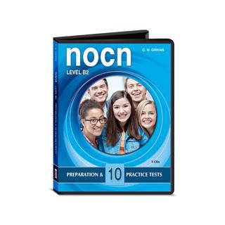 NOCN B2 PREPARATION & PRACTICE TESTS AUDIO CDs (3)