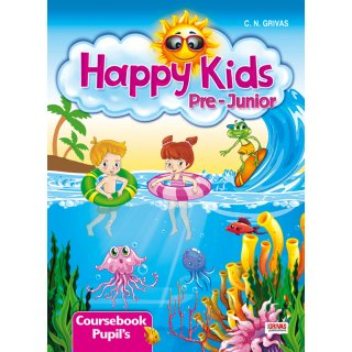HAPPY KIDS PREJUNIOR COURSEBOOK STUDENT'S