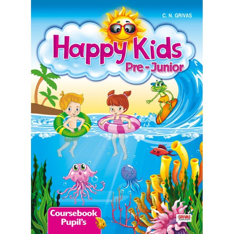 HAPPY KIDS PREJUNIOR COURSEBOOK STUDENT'S