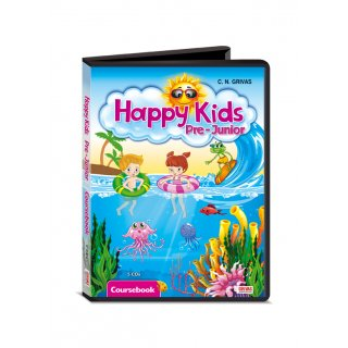 HAPPY KIDS PREJUNIOR AUDIO CDs (5)