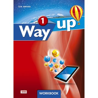 WAY UP 1 WORKBOOK & COMPANION STUDENT'S SET