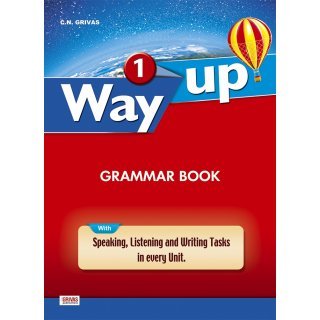 WAY UP 1 GRAMMAR STUDENT'S