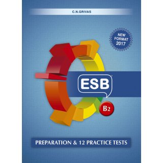 ESB B2 PREPARATION & PRACTICE TESTS STUDENT'S NEW FORMAT 2017