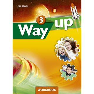 WAY UP 3 WORKBOOK & COMPANION STUDENT'S SET