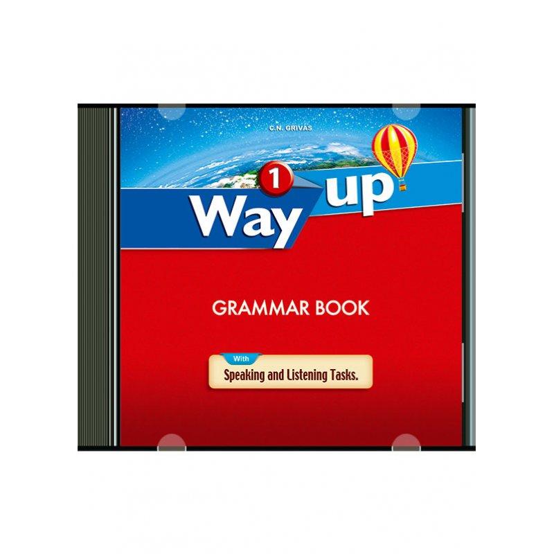 WAY UP 1 GRAMMAR AUDIO CD (1)