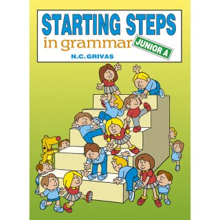 STARTING STEPS IN GRAMMAR JUNIOR A