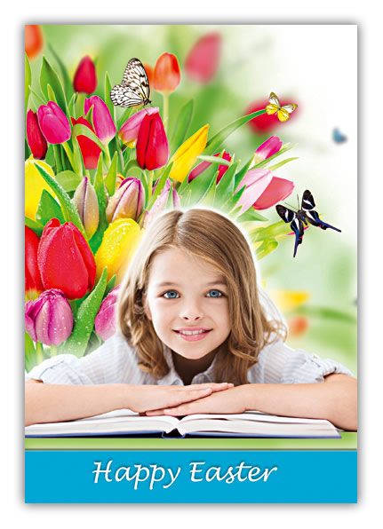 Happy Easter grom Grivas publications