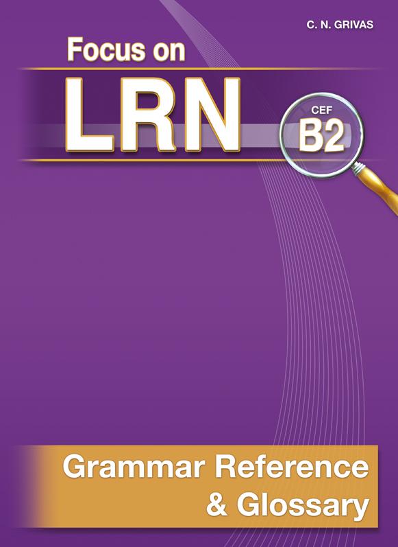 Grammar Reference & Glossary Set